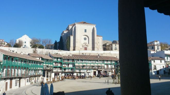 PLAZA CHINCHÓN